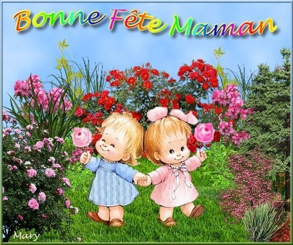 Bonne fête Maman. 15f8764b