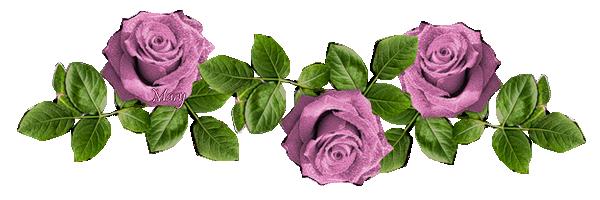 Bon Lundi Rose-mauve