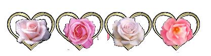 Bon Mardi Coeur-de-roses