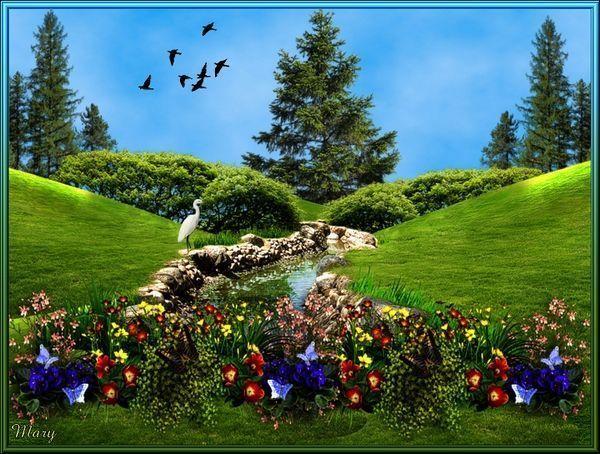 scenery spring pictures photos paysages printemps gratuites. Black Bedroom Furniture Sets. Home Design Ideas