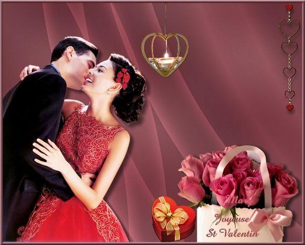 Avec tendresse joyeuse st valentin - Creation saint valentin ...