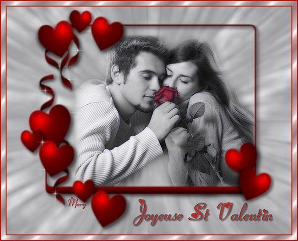 Joyeuse saint valentin - Creation saint valentin ...